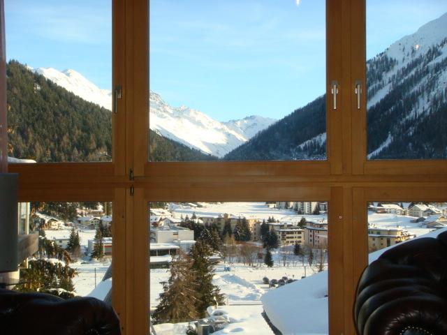 Davos An super Lage Top. möbl. 5.5 Zim. Terrassenwohnung 7260 Davos Dorf
