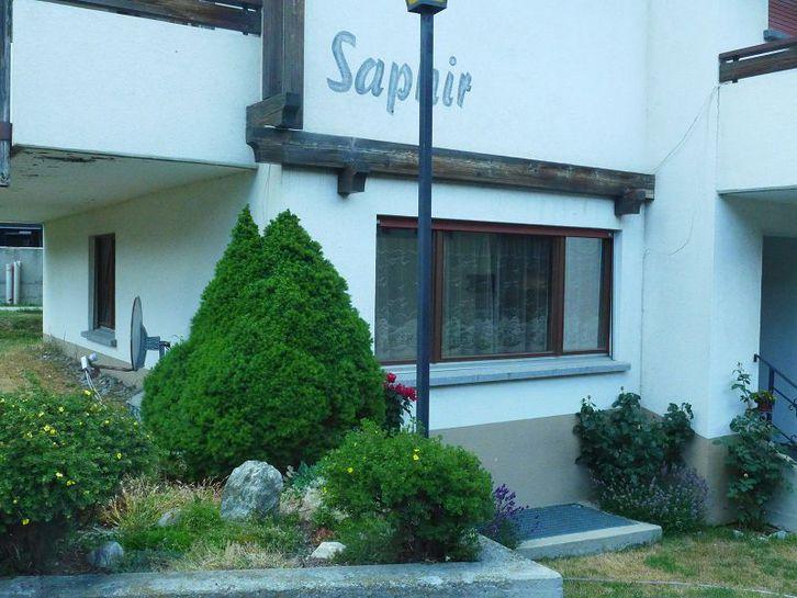 Saas-Fee 2 Zi Wohnung im Dorfzentrum 3906 Saas-Fee
