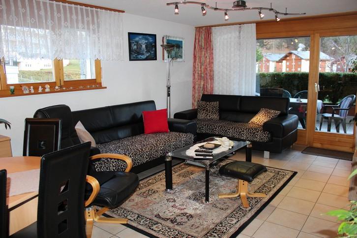 Appartementhaus GOLF A, helle und grosse 4.5-Zimmerwohnung 3954 Leukerbad