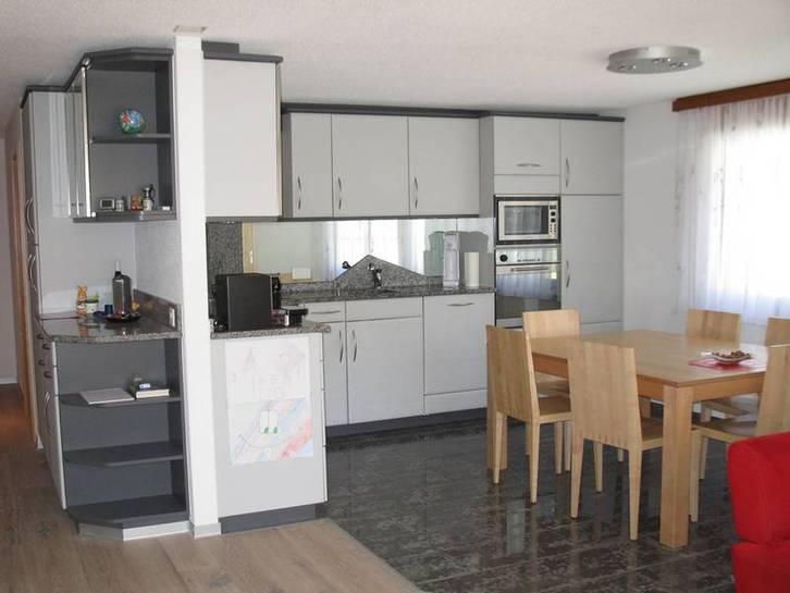 ARAMIS Exklusive 4.5-Zimmerwohnung + Gäste-Doppelzimmer mit grosser Terrasse Süd und Einzelgarage 3954 Leukerbad