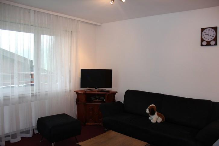 CLABINA Studiowohnung mit sehr grosser Südterrasse und schönem Ausblick 3954 Leukerbad