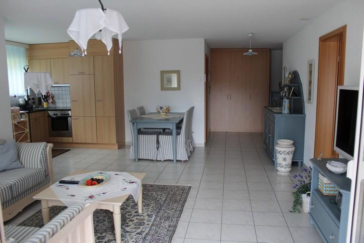 Appartementhaus ANESSA, qualitätsvolle 3.5-Zimmerwohnung, Leukerbad 3954 Leukerbad