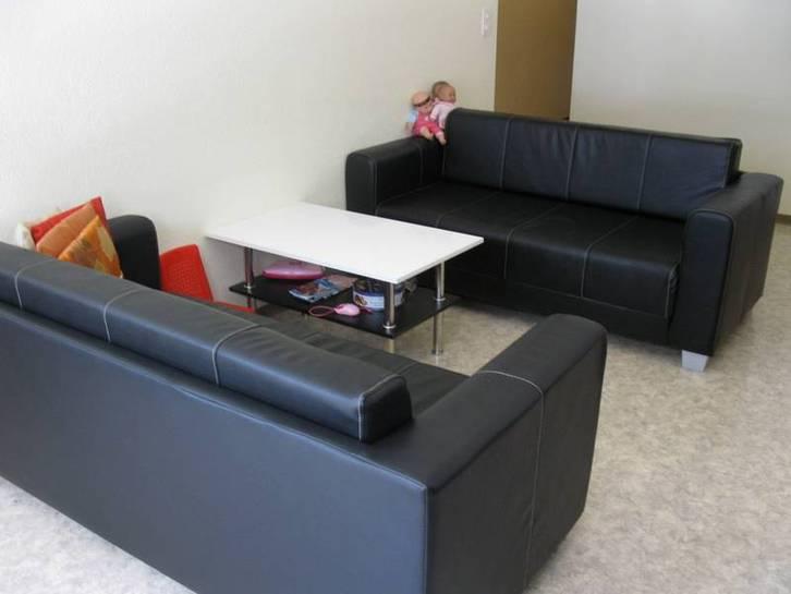 Appartementhaus PETIT TRIANON grosse renovierte 3.5-Zimmerwohnung mit 2 Balkonen 3954 Leukerbad