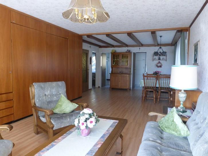 Appartementhaus EUROPE, grosse, helle 2.5-Zimmerwohnung mit Balkon Süd und Ost 3954 Leukerbad