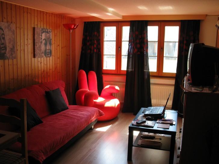 Haus Bitotz C., 2 Zimmer Wohnung im Zentrum von Leukerbad 2