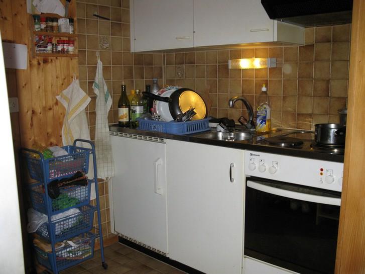 Haus Bitotz C., 2 Zimmer Wohnung im Zentrum von Leukerbad 3