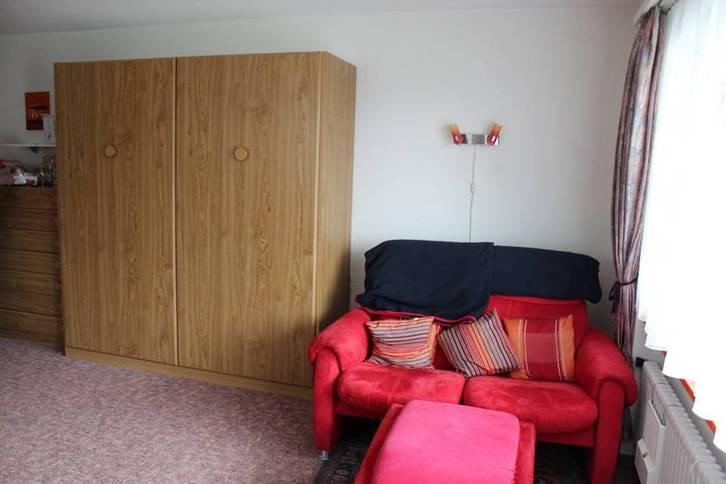 Apartmenthaus TOURBILLON, Helle Studio Eckwohnung mit Balkon und wunderbarer Aussicht 2