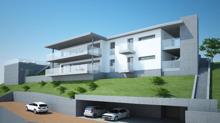4.5 Wohnung in San Nazzaro 6575