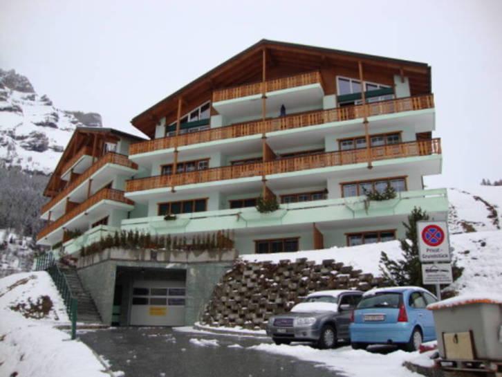 RENDITEOBJEKT: Haus ZUM TURM, super Investitionsobjekt mit 5 Wohnungen zu BESTEM PREIS 3954 Leukerbad