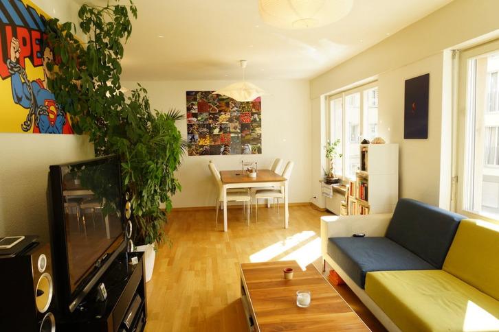 Helle und moderne, 3 ½ Zimmer, 62m², 8006 Zürich Zürich