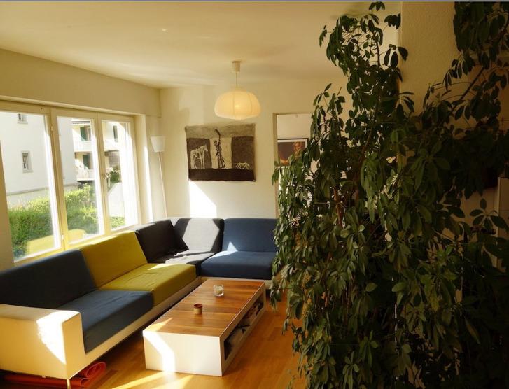 Helle und moderne, 3 ½ Zimmer, 62m², 8006 Zürich 3