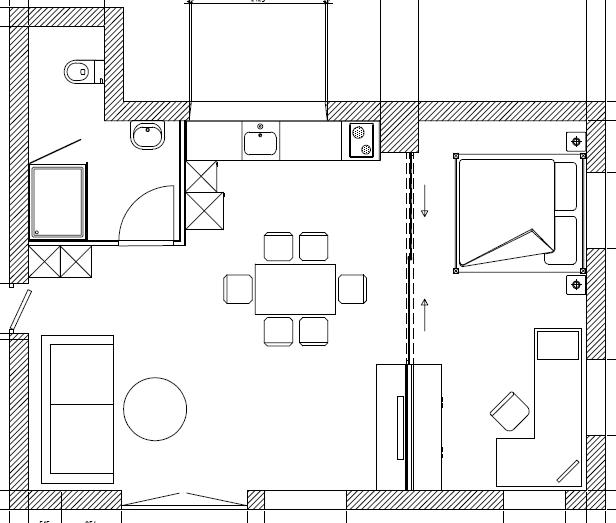 Neue schöne Loft-Wohnung / Erstvermietung 9464 Lienz