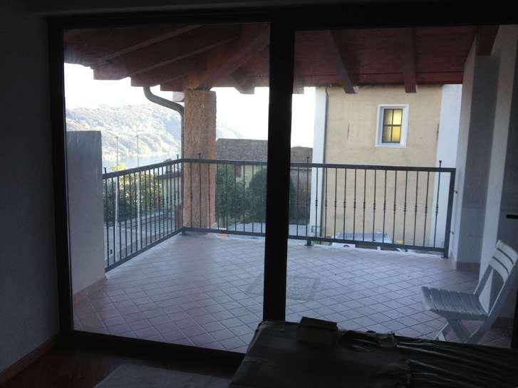 Vendesi casa ticinesi di nucleo con vista lago, Bioggio, Luganese. Casa ticinese con vista lago  2