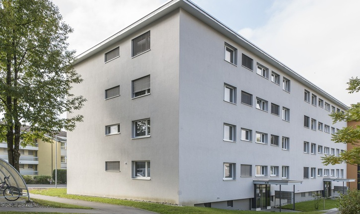 Ansprechende Wohnung im Herzen von Wittikon! 2
