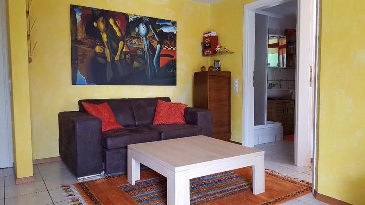 2.5 Zimmer-Gartenwohnung an sehr ruhiger Lage mit Seesicht und Whirlpool am Lago Maggiore / Tessin / Schweiz 3