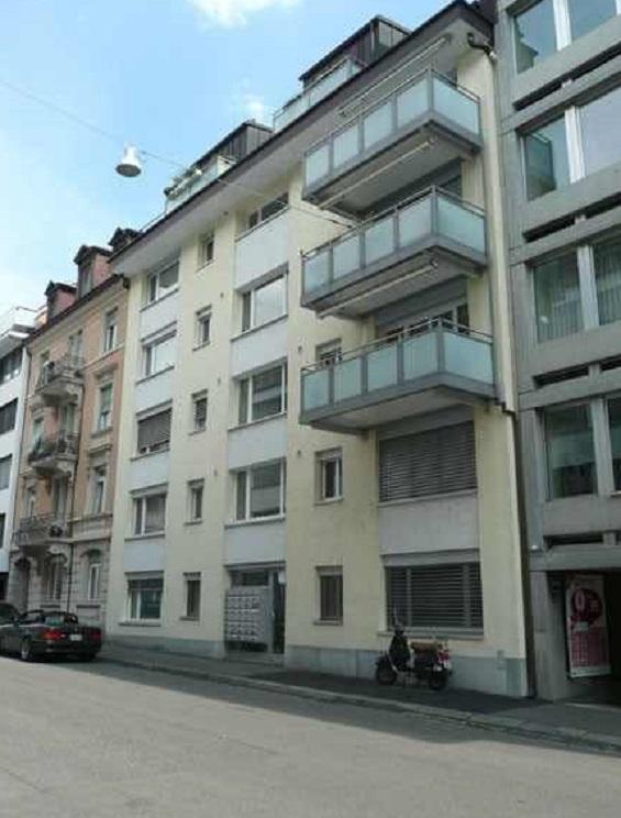 Grosszügige 2-Zimmerwohnung 8008 Zürich