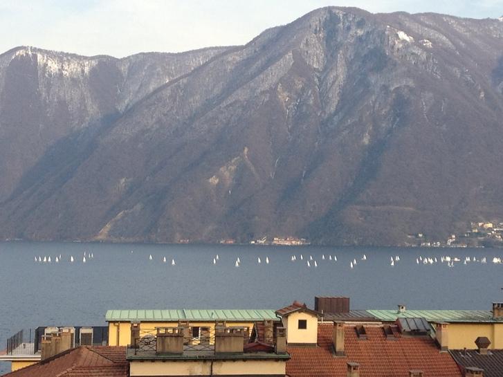 GRANDE ATTICO CON SPLENDIDA VISTA SUL LAGO, Lugano 4
