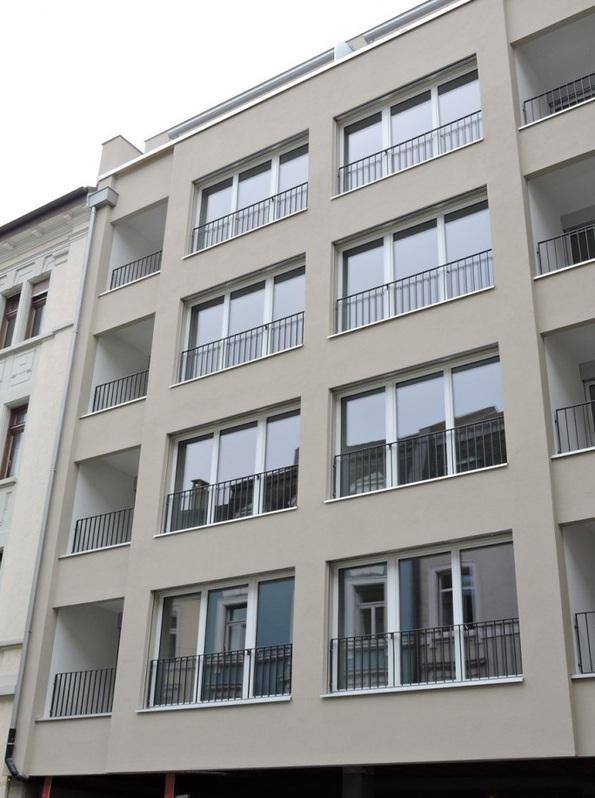 2-Zimmer-Wohnung im 2. OG, ca. 57 m2 4057 Basel