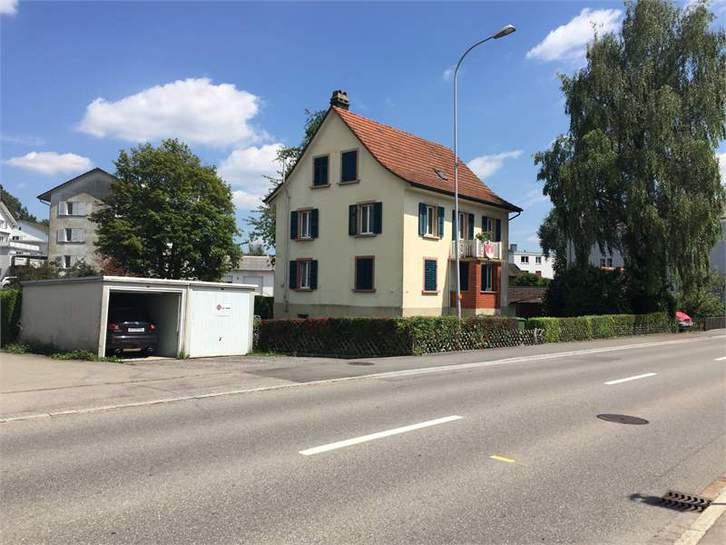 3 1/2 Zimmer Wohnung Hochparterre 8355 Aadorf