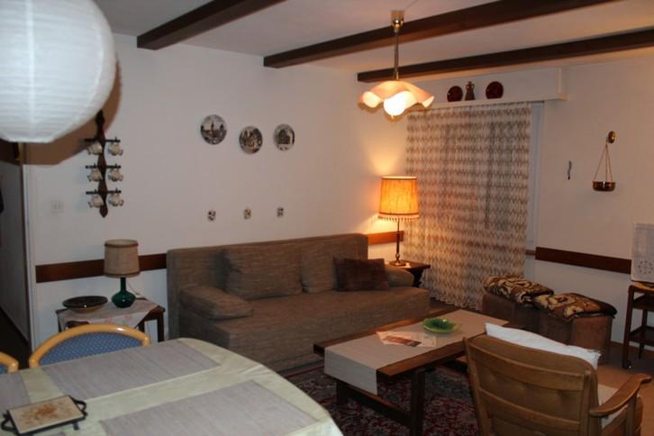 .5-Zimmerwohnung im Haus Schönegg; Leukerbad 2
