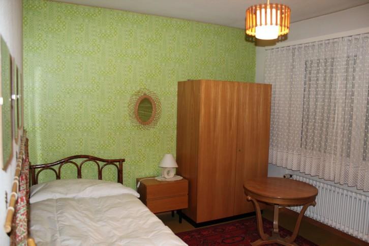 .5-Zimmerwohnung im Haus Schönegg; Leukerbad 3