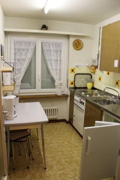 .5-Zimmerwohnung im Haus Schönegg; Leukerbad 4