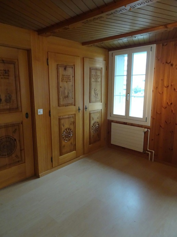 Im SCHWÄBIS / Steffisburg helle 3 1/2 Zimmer Wohnung zu vermieten  3