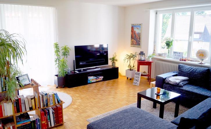 Möblierte 3-Zimmer-Wohnung auf Zeit in Schaffhausen Schaffhausen