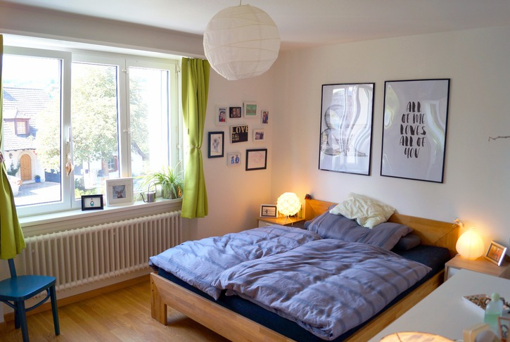 Möblierte 3-Zimmer-Wohnung auf Zeit in Schaffhausen 2