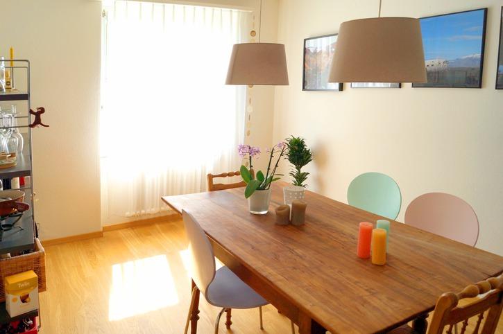 m blierte 3 zimmer wohnung auf zeit in schaffhausen. Black Bedroom Furniture Sets. Home Design Ideas