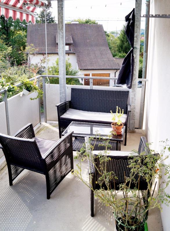 Möblierte 3-Zimmer-Wohnung auf Zeit in Schaffhausen 4