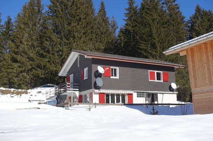 Skihütte SCE Sörenberg 6174