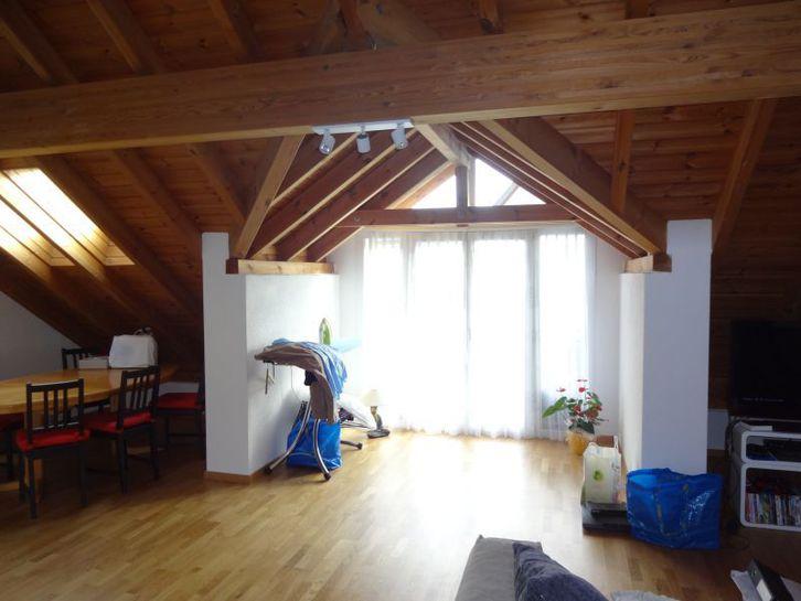 Schöne 4.5 Zimmer Dachwohnung 9542 Münchwilen