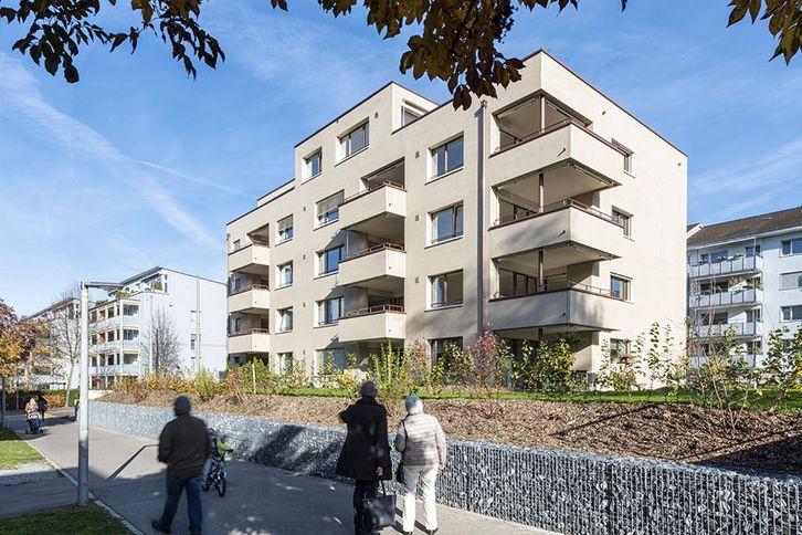 2.5 Zimmer-Wohnung  8405 Winterthur