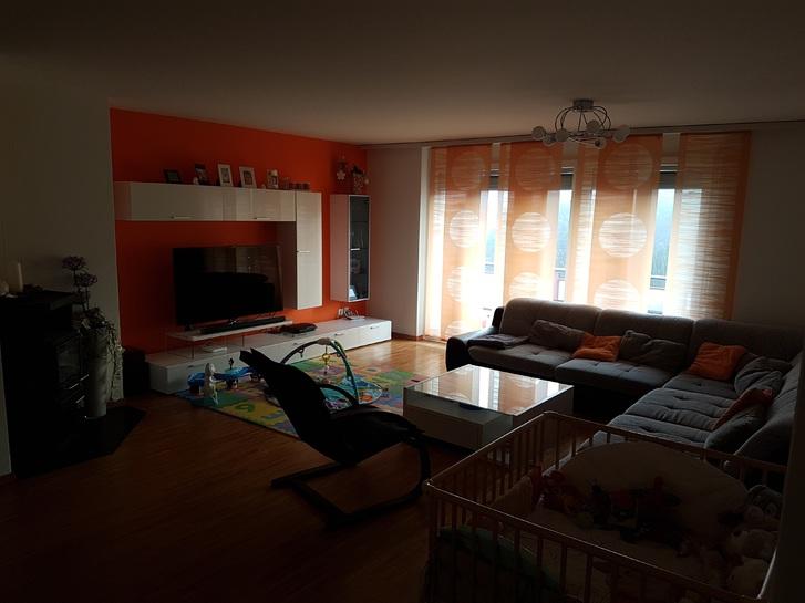 4.5 Zimmer Wohnung im ruhigen Wohnquartier zu vermieten 2