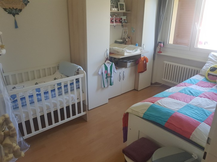 3 Zimmer Wohnung in Wettingen 4