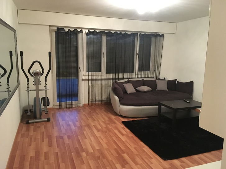2.5 Zimmerwohnung mit Balkon, 1. Stock in Langenthal  4900 Langenthal