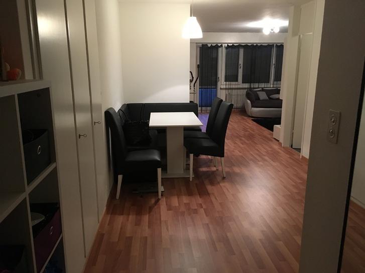 2.5 Zimmerwohnung mit Balkon, 1. Stock in Langenthal  2