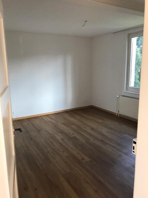 3 1/2 Zimmer Wohnung Hochparterre 4