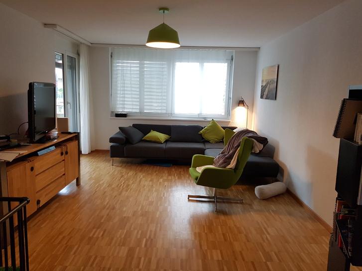 Zenrale, helle 4.5 Zimmer-Garten-Wohnung 2