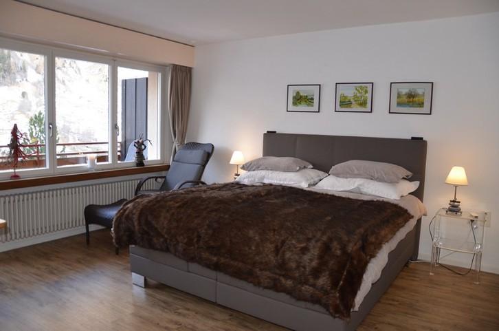 1.5-Zimmerwohnung mit Balkon im Haus Utoring 3954 Leukerbad
