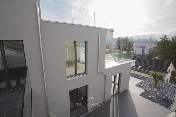 Attika Terrassenhaus  2