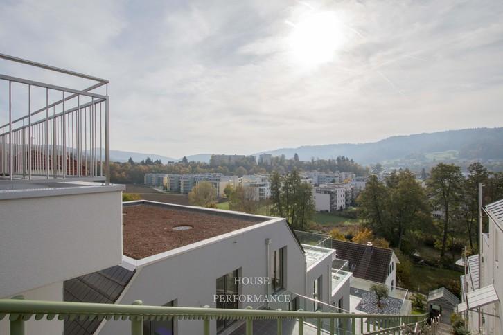 Attika Terrassenhaus  4