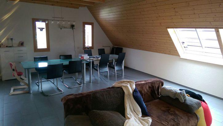 4,5 Zimmer Wohnung in Lyssach  3