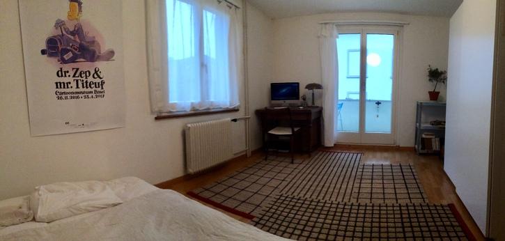 4 Zimmer Wohnung  Stadt Luzern ab 01.06.2018 4