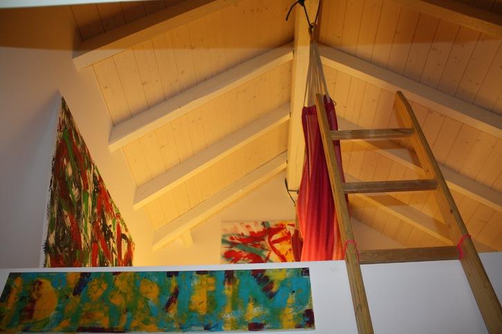 2 Zi Dachwohnung in Bern 3