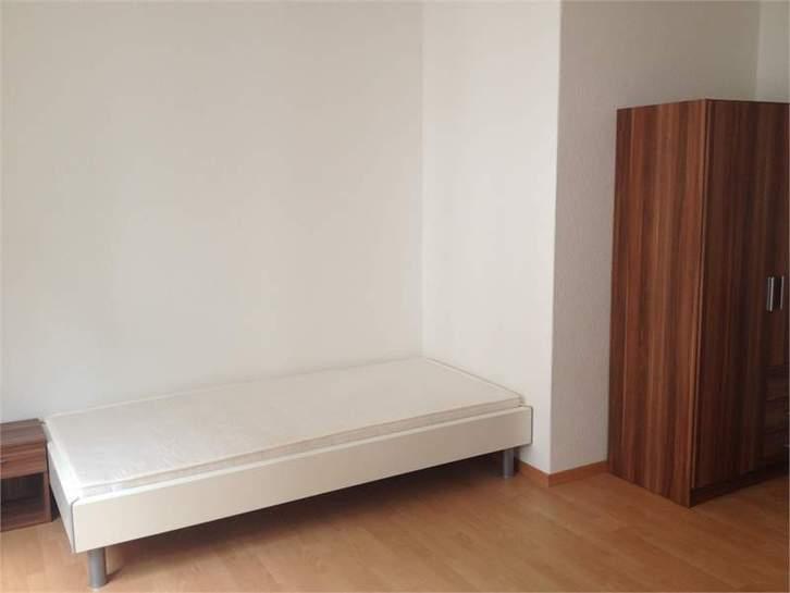 1 Zimmer Wohnung mobiliert St.Gallen 9000 St. Gallen