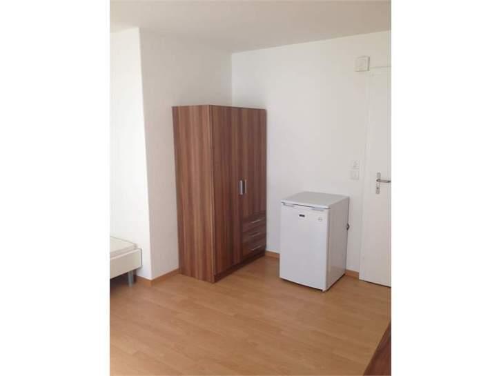 1 Zimmer Wohnung mobiliert St.Gallen 2