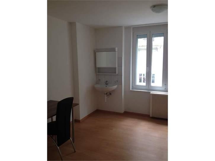 1 Zimmer Wohnung mobiliert St.Gallen 3
