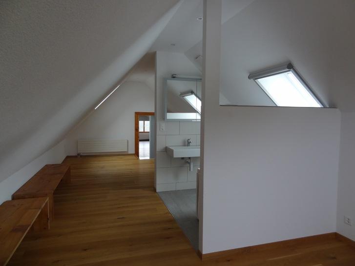 Moderne, grosse Dachwohnung mit Seesicht  4